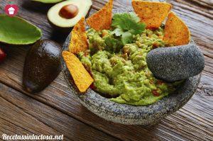 Receta de guacamole paso a paso