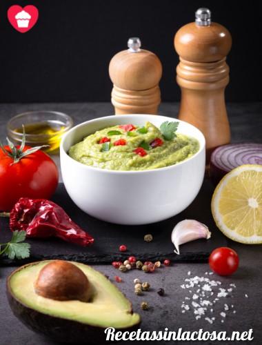 Receta fácil de guacamole